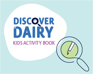 Discover Dairy Activity Booklet